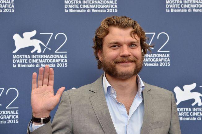 NY KARAKTER: Danske Pilou Asbaek er med i sesong seks av «Game of Thrones». Her er han fotografert i Venezia i forbindelse med filmen «Krigen».