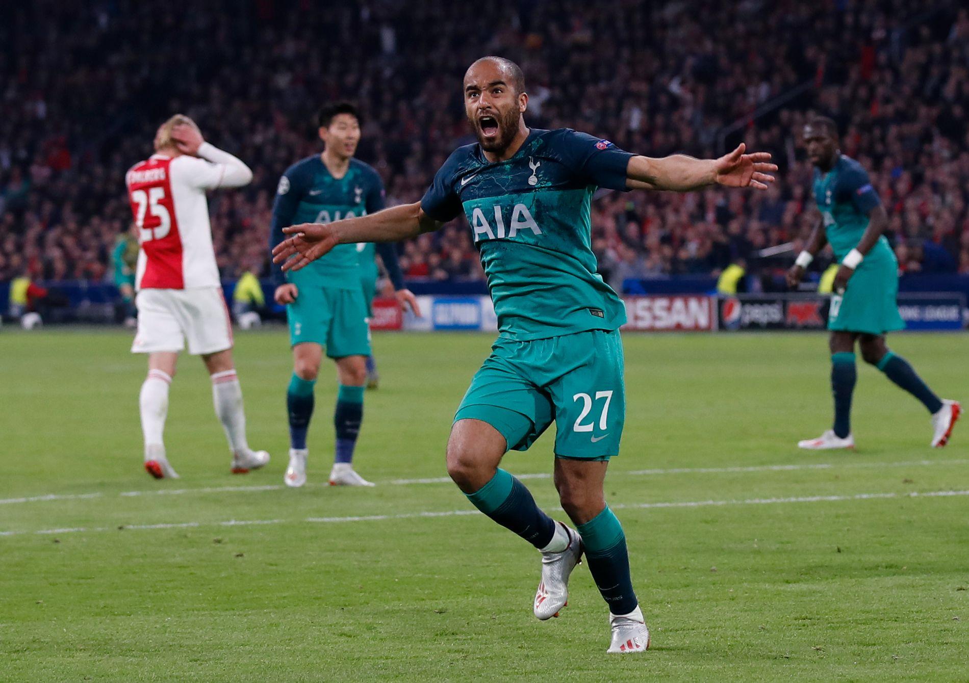 Moura Sendte Tottenham Til Finalen