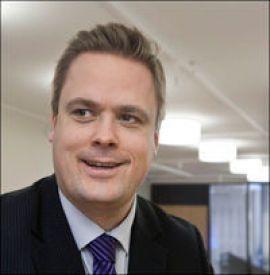 Endre Reite i SpareBank 1 SMN.