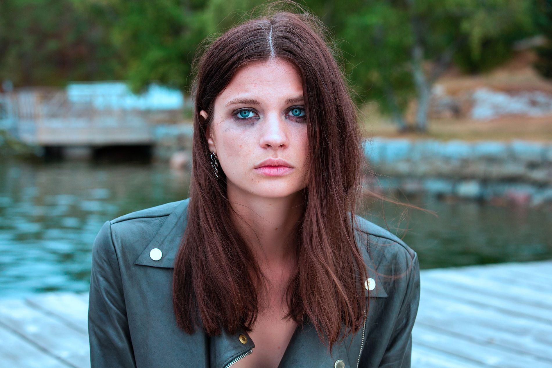 DRAPSGÅTE: Hanna Ardéhn som Maja Norberg i «Quicksand: Størst av alt».