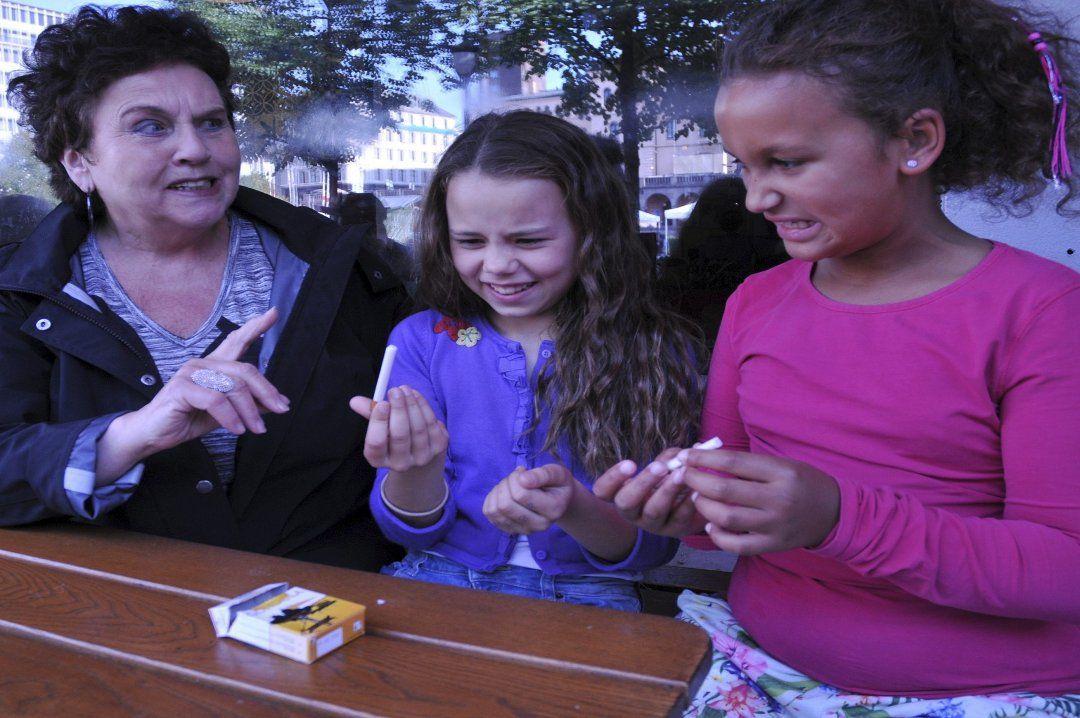 KRITISK: «Vanvittig» sier Tove Karoline Knutsen (Ap) om Bent Høies ønske om tobakksgodteri i butikkene.