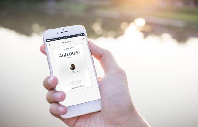 FLERE: I dag kommer også Danske Bank på banen for å kapre kunder med mobilbetaling.