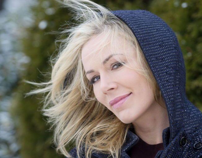 I VINDEN: Gunhild Stordalen er ferdig med behandlingen i Nederland, men har vært gjennom en lang rehabiliteringsperiode i vinter. FOTO: JANNE MØLLER-HANSEN