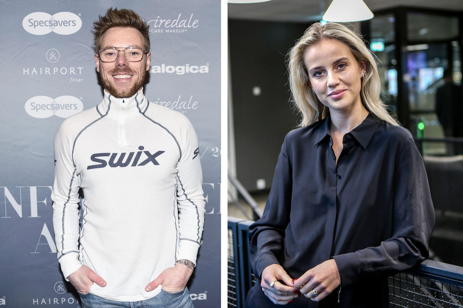 VAR I DUBAI: Espen Hilton og Anniken Jørgensen var med Norwegian på sponset tur til Dubai. Nå har flyselskapet blitt ettergått.
