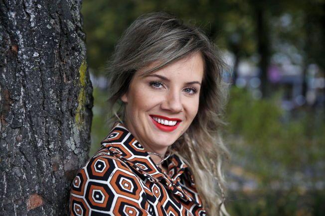 «HER ER JEG»: I sin nye singel syner Ina Wroldsen om å tørre å følge drømmene sine, og å være seg selv.
