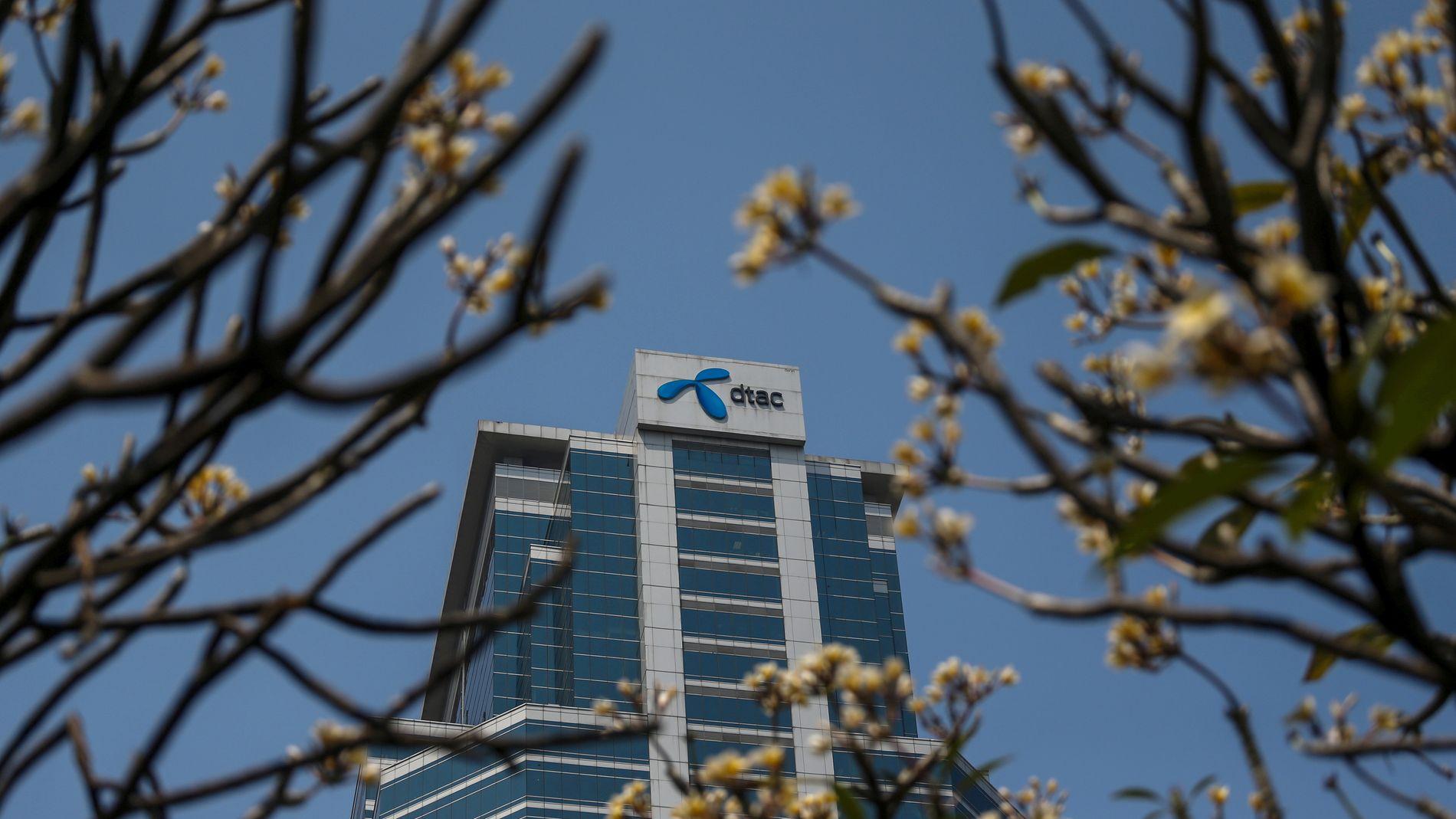 TELENOR-SELSKAP: Norske Telenor eier 42,6 prosent av dtac i Thailand.