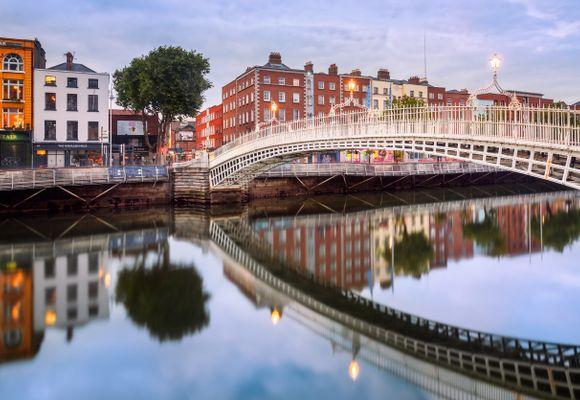 Seks spisesteder du må innom i Dublin