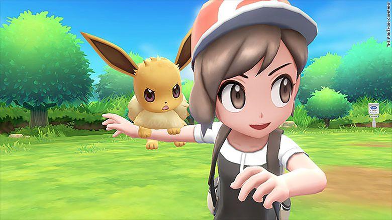 POPULÆRT: Pokémon Go ble lastet ned over 800 millioner ganger, skriver CNN.