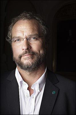 FØR VALGET: Lars Sponheim fotografert for VG Helg før valget. Foto: Marte Vike Arnesen