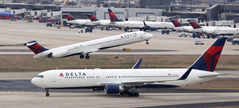 VIDEO-BLØFF: Delta-flyet fra Aspen til Salt Lake City hadde én passasjer, men den faktiske flyreisen fant aldri sted.