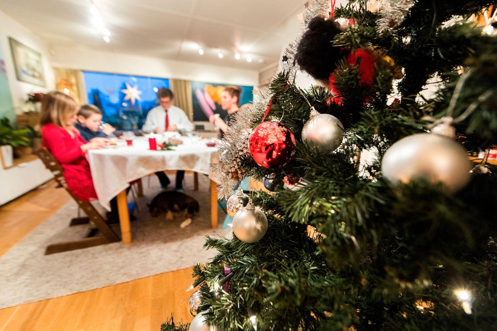 – Du skal stresse til jul, det er en del av kulturarven