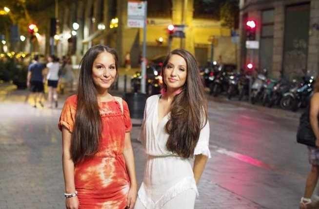 KOSTYMEDEBATTEN: – Vi er to brune, unge indianerkvinner som stiller oss bak finansministerens kostymevalg, skrive søstrene Sonia og Elizabeth Huanca Vold.