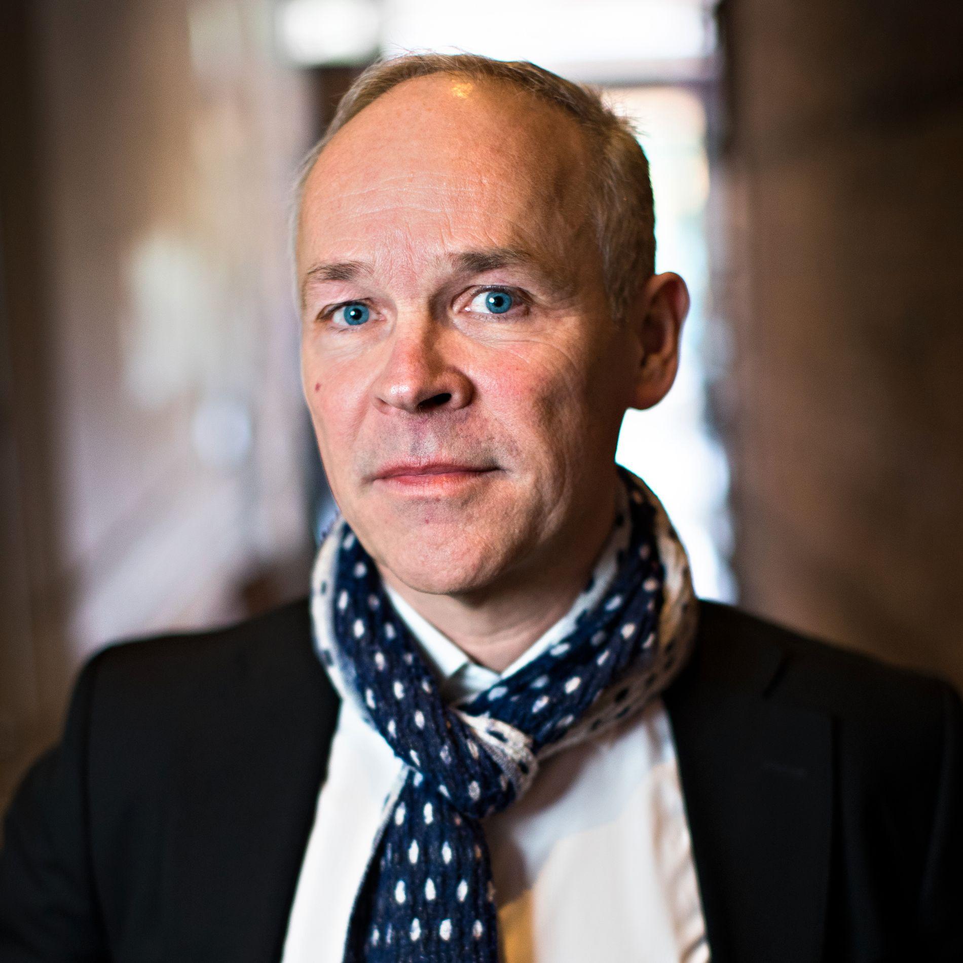KUNNSKAPSMINISTER: – Dette ser meget spennende ut, sier Jan Tore Sanner (H) om forslagene.