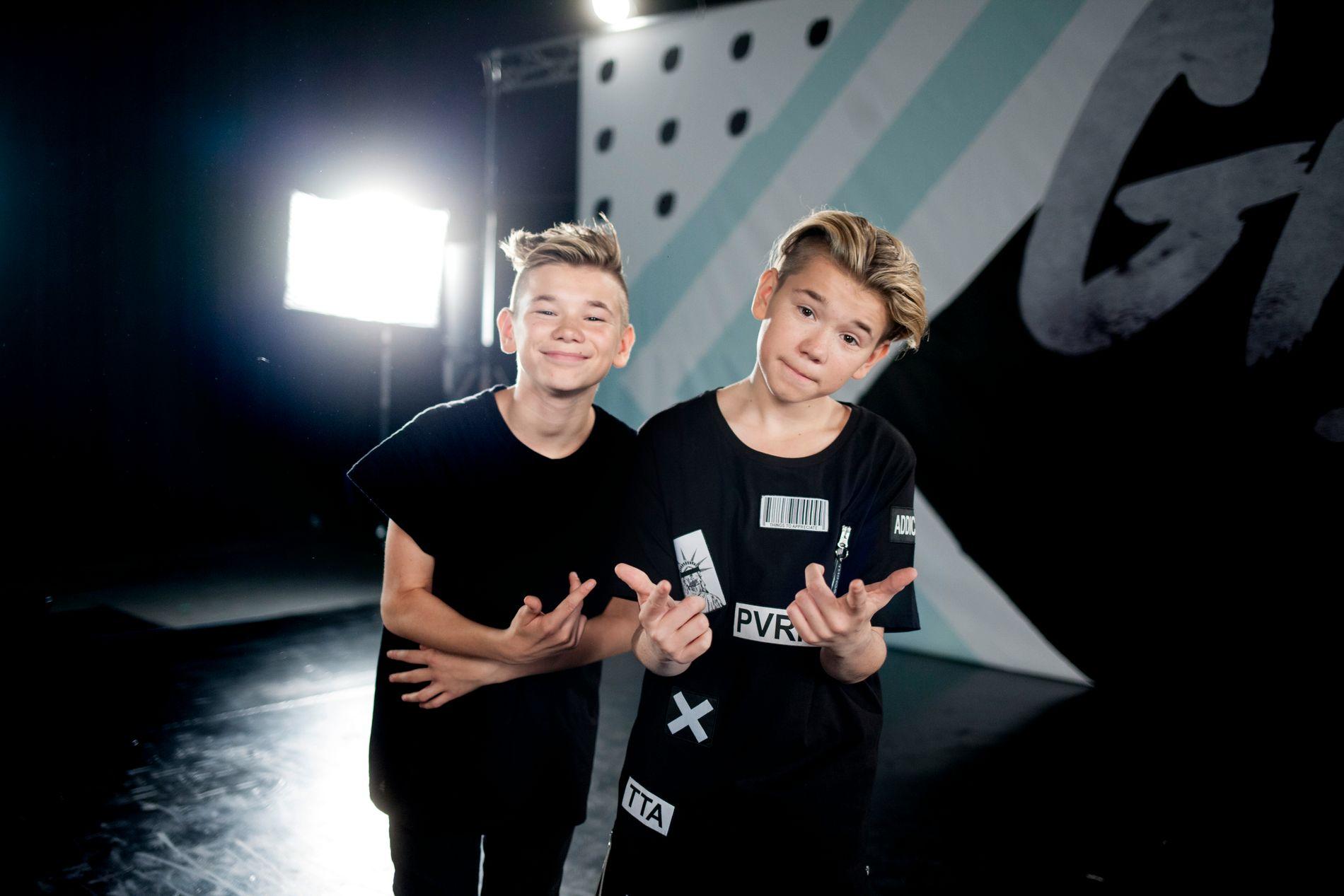ÅRETS SP(R)ELLEMENN: Marcus og Martinus blir ikke det eneste tvillingparet på senen under Oslo Sommertid den 2.juli.