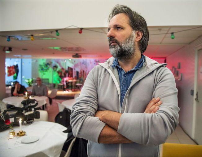 ENGASJERT: Ulrik Imtiaz Rolfsen har lenge jobbet med en dokumentarfilm om Ubaydullah Hussain og islamistmiljøet i Norge.