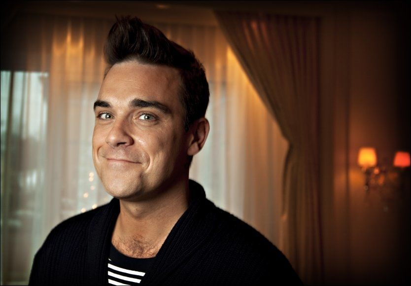 GIFTEKLAR: Robbie Williams skal ifølge britiske tabloider gifte seg i helgen. Foto: Mattis Sandblad