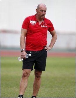 IKKE BEKYMRET: Toppfotballsjef Nils Johan Semb. Foto: Scanpix