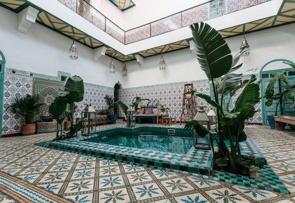 Drøm deg bort i Marokko: Fem utrolige steder å bo