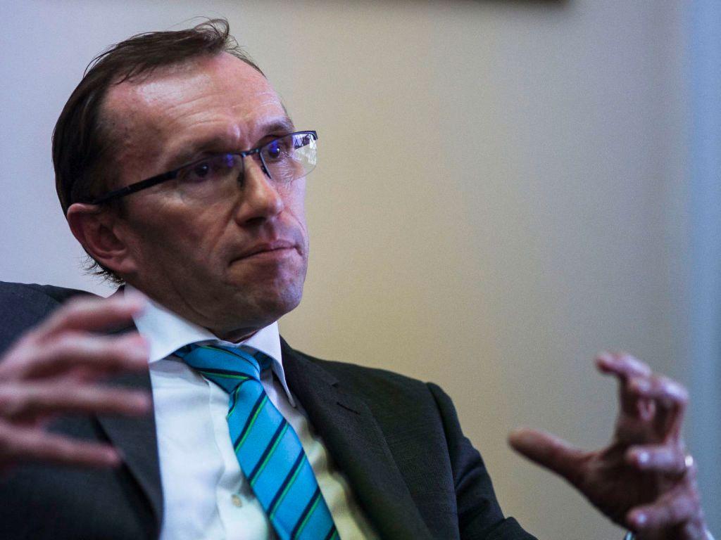 TILBAKE: Tidligere forsvarsminister og utenriksminister Espen Barth Eide (Ap)
