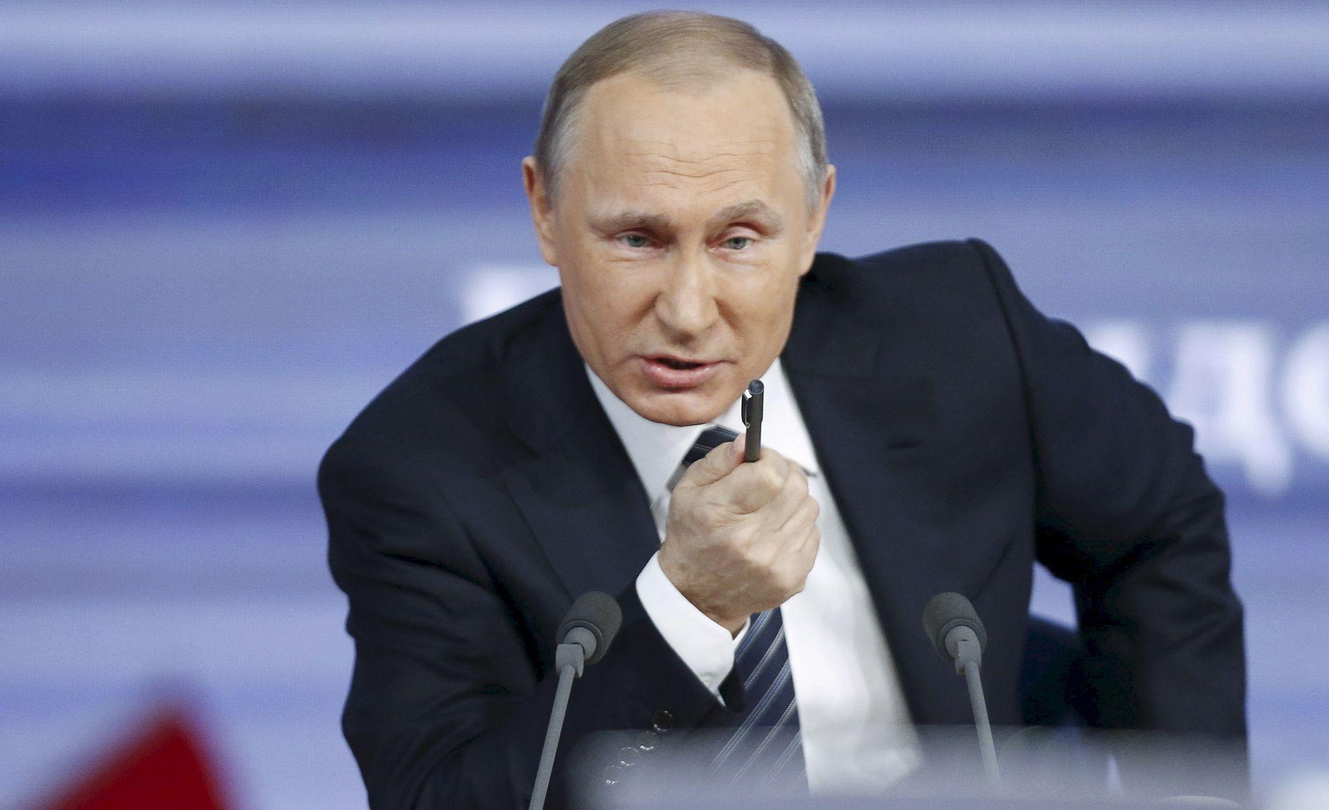 RIK? Vladimir Putin skal være god for enorme verdier. En avsløring i Guardian søndag støtter opp under det.