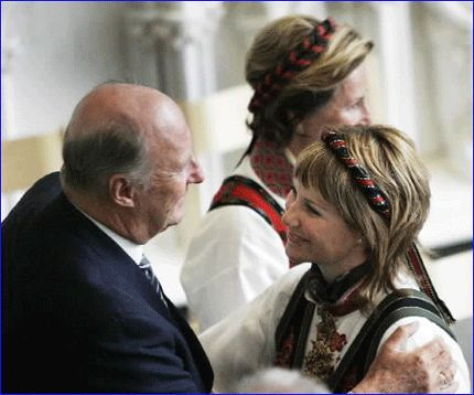 FÅR KRITIKK: Ekspert på monarkiet, Trond Nordby, mener det er uklokt av Prinsessen å markedsføre den nye skolen ved hjelp av sin kongelige tittel. Foto: Scanpix
