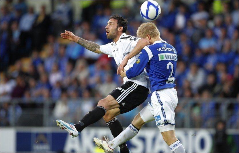 cbe86a3e (VG Nett) Eliteseriespillerne vil selv velge hvilket skomerke de skal bruke  på fotballbanen.
