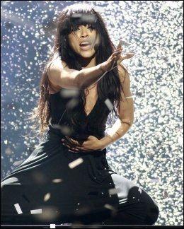 FJORÅRSSEIER: Loreen tok storeslem med låten «Euphoria» i Baku. Foto: Reuters