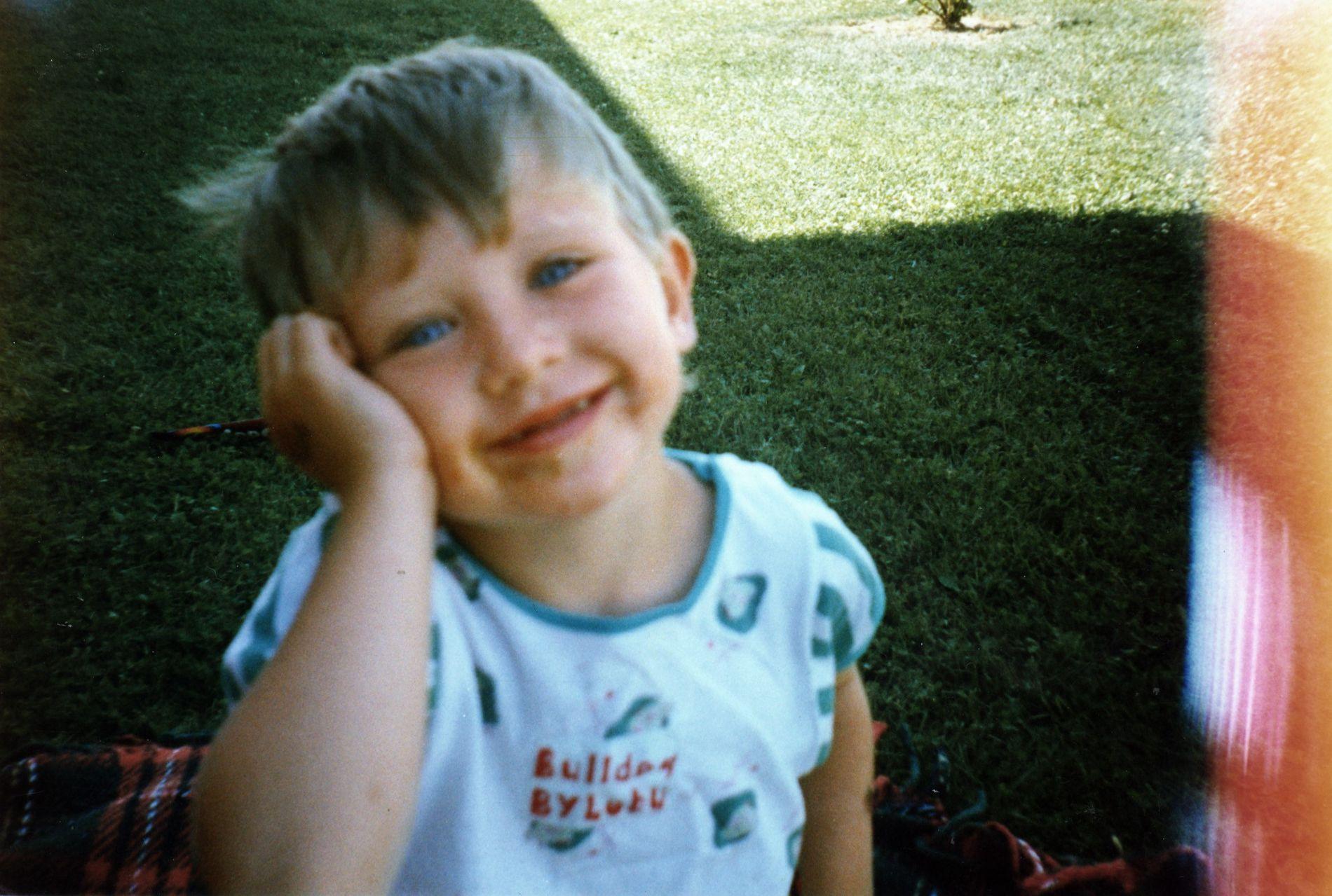 BLE BARE FIRE ÅR: Kevin Hjalmarsson ble funnet død 16. august 1998. Foto: PRIVAT