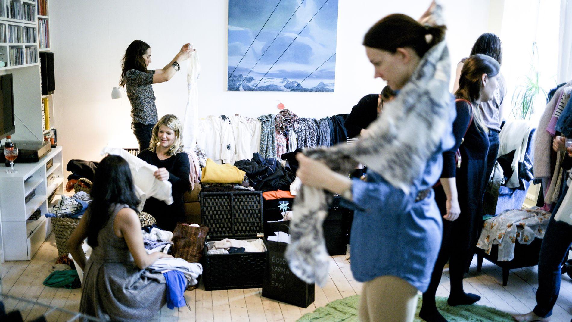 9d5f6a7e Forbrukerside kritisk til shoppeglade nordmenn: - Gi opp ...