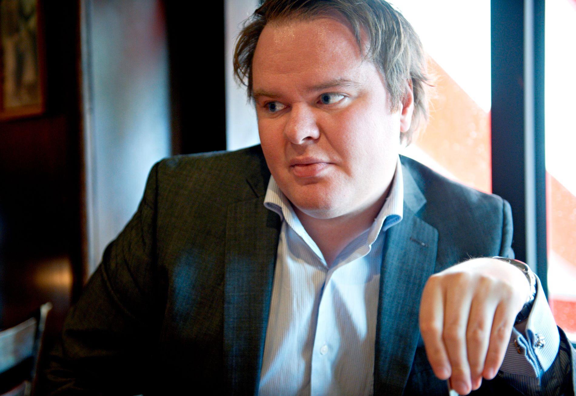 – TAR BEKYMRINGENE PÅ ALVOR: Statssekretær Ove Vanebo forteller at regjeringen tar bekymringene om svekket innsats mot økonomisk kriminalitet på alvor. Samtidig mener han regjeringen har tatt en rekke viktige grep.