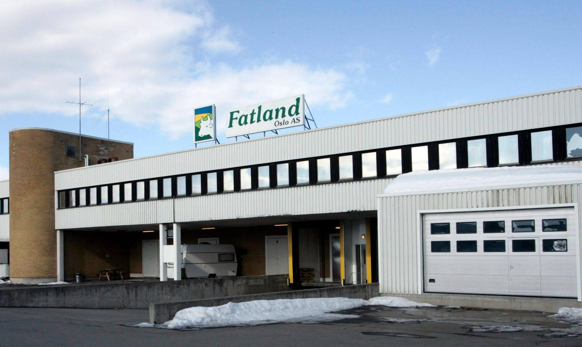 FÅR KRITIKK: Fatland slakteri i Oslo mister halvparten av frakttilskuddet for april etter at Mattilsynet observerte at griser led unødig under avliving.