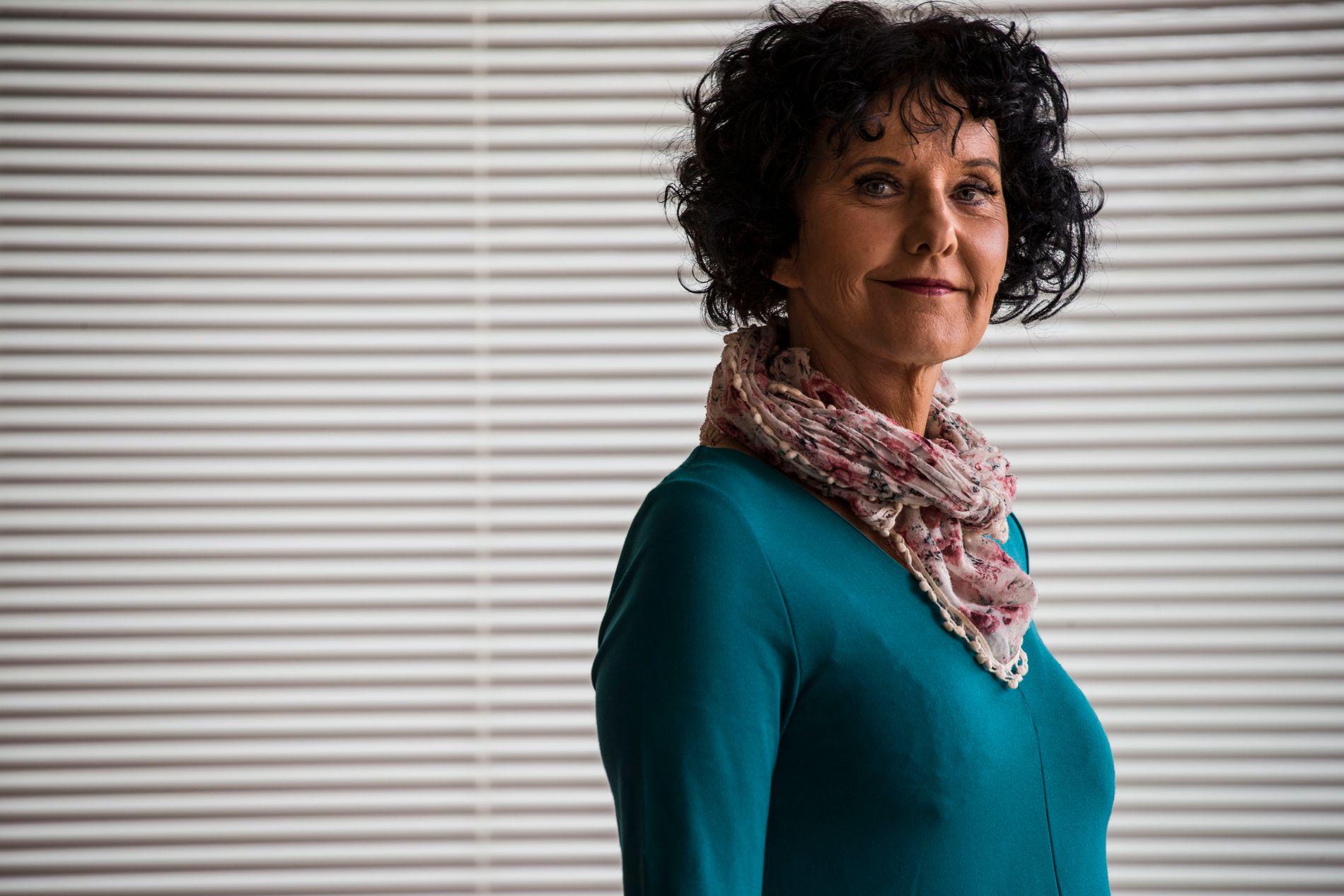 MINNES: Forfatterkollega Unni Lindell sier til VG at Michelet gjorde solid stykke nasjonalt arbeid, som ikke har vært gjort tidligere.