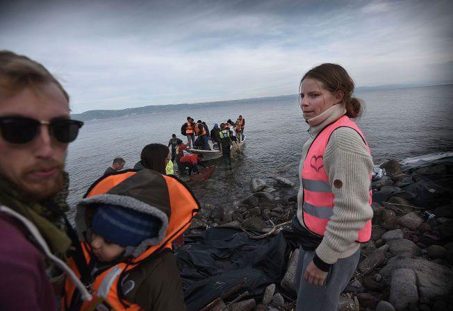 PÅ FLUKT: – Jeg håper vi kan la oss inspirere av denne historien, der verdens land ble satt på prøve og strøk, til fortsatt innsats for å sørge for en nødhavn for flyktninger fra krig og forfølgelser, skriver Ervin Kohn.
