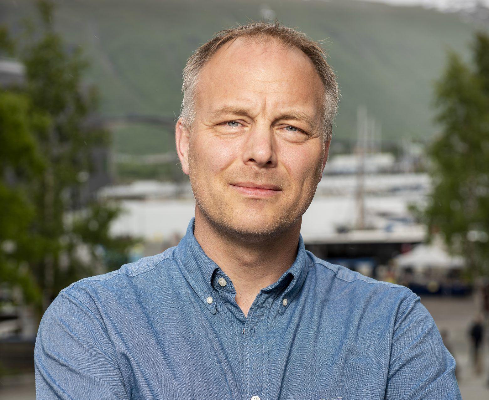 ORDFØRERKANDIDAT: Pål Julius Skogholt i Tromsø SV.