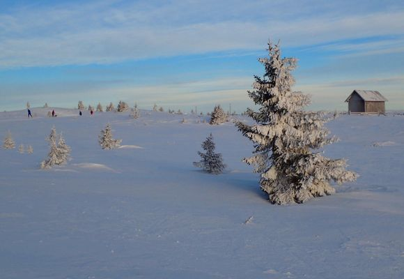 Vintereventyr i Trolløypa
