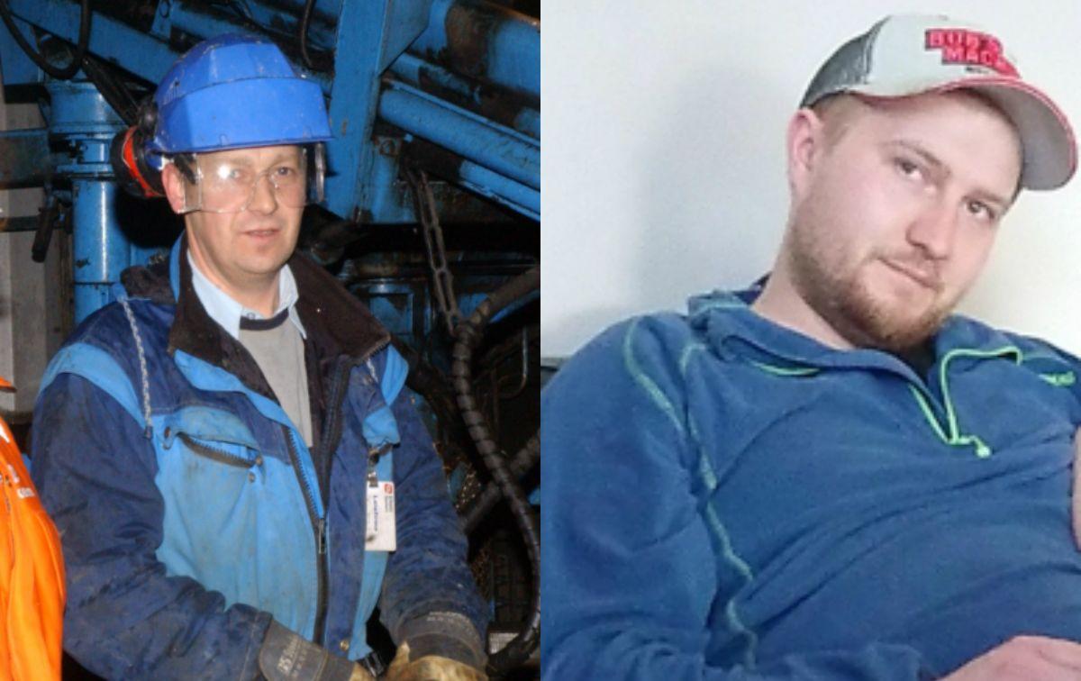 OMKOM: Frank Allan Jenssen (61) og Terje Andre Sjelmo-Nordheim (28) mistet livet i skredulykken tirsdag. Bildene publiseres i samråd med pårørende.
