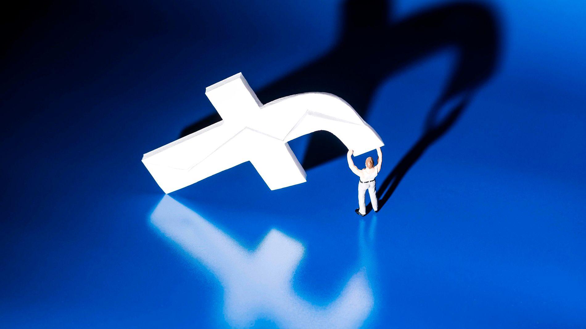 SLO TIL: Facebook leverte bedre resultat enn ventet i tredje kvartal. Selskapet fikk også en svak fremgang i antallet aktive daglige brukere, men ikke så sterk som ventet. Illustrasjonsbilde.