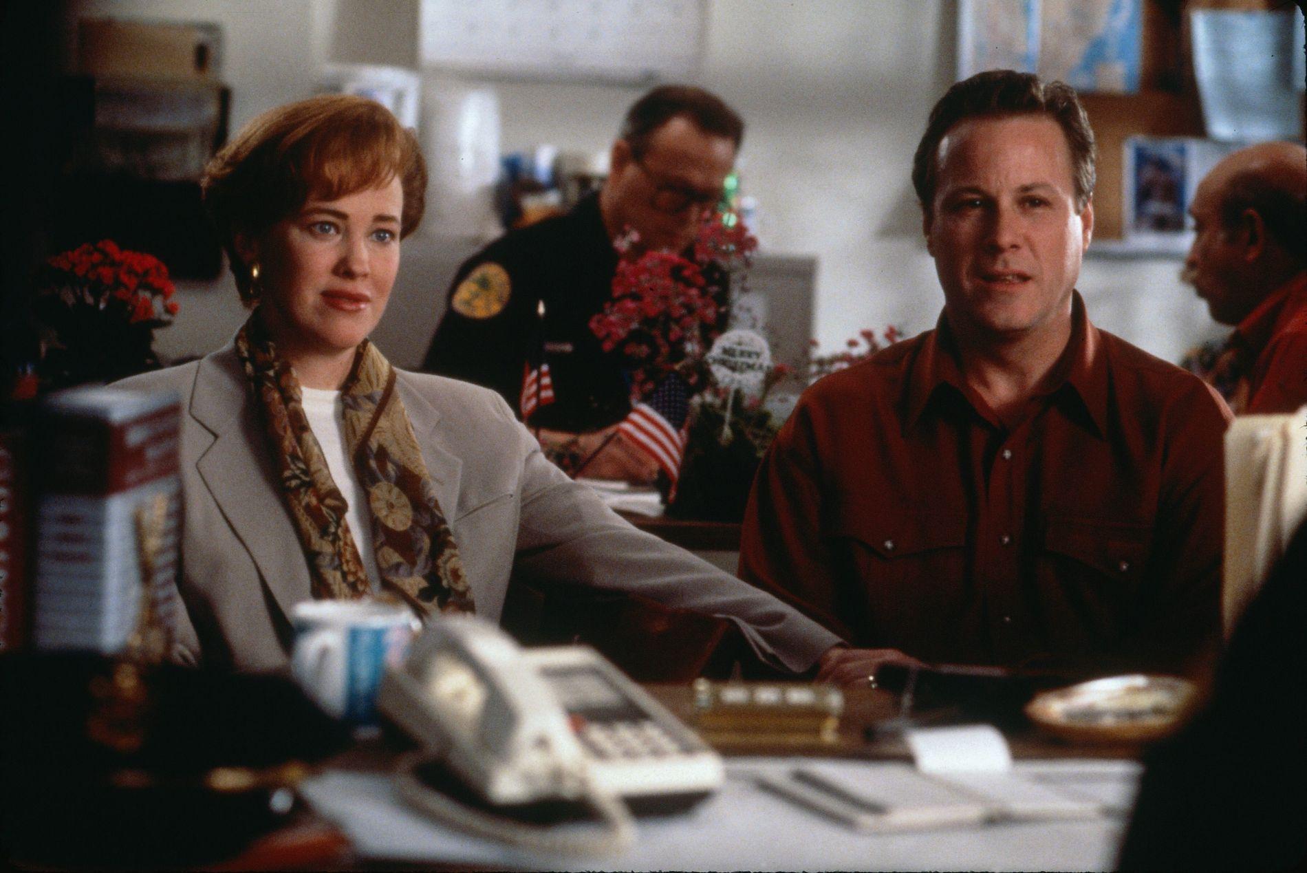EMMY: For mange er Heard best kjent fra rollen som faren i «Alene hjemme»-filmene, men han har blant også blitt Emmy-nominert for en gjesterolle i TV-serien Sopranos.