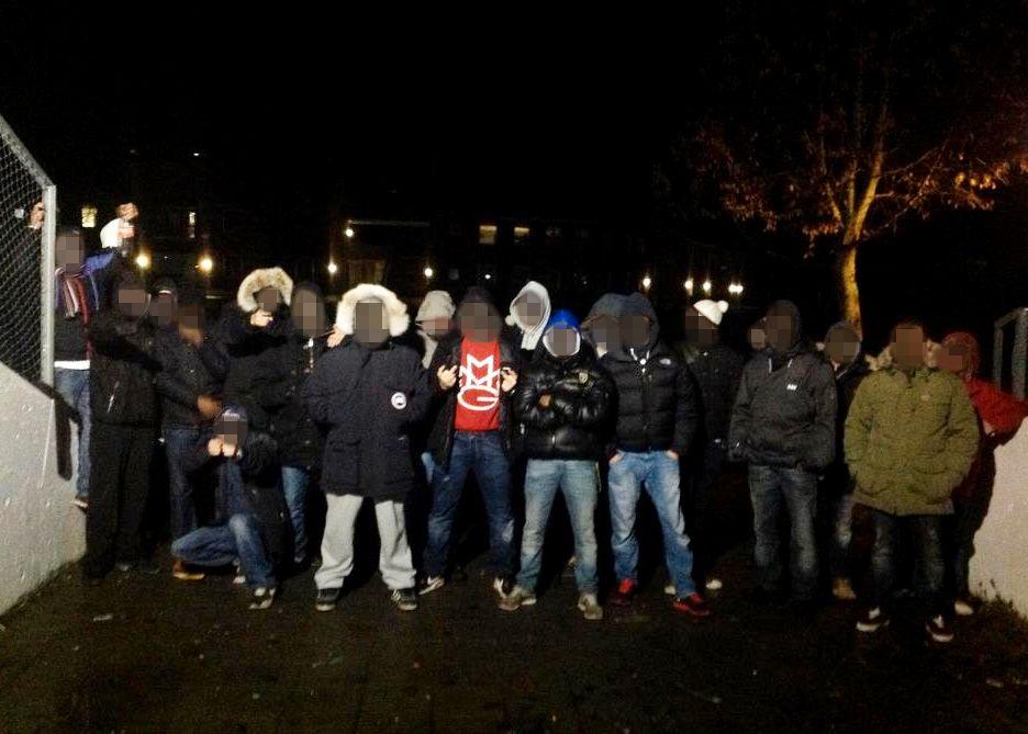 SPRER FRYKT: Politiet betegner Young Bloods som en territoriell gjeng. Den har i løpet av relativt kort tid blitt en betydelig aktør i Oslos underverden, og knyttes til ekstrem voldsbruk.