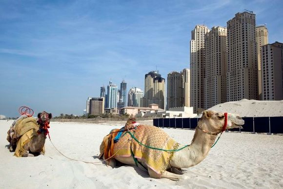 Dubai med barn: Seks tips du må sjekke