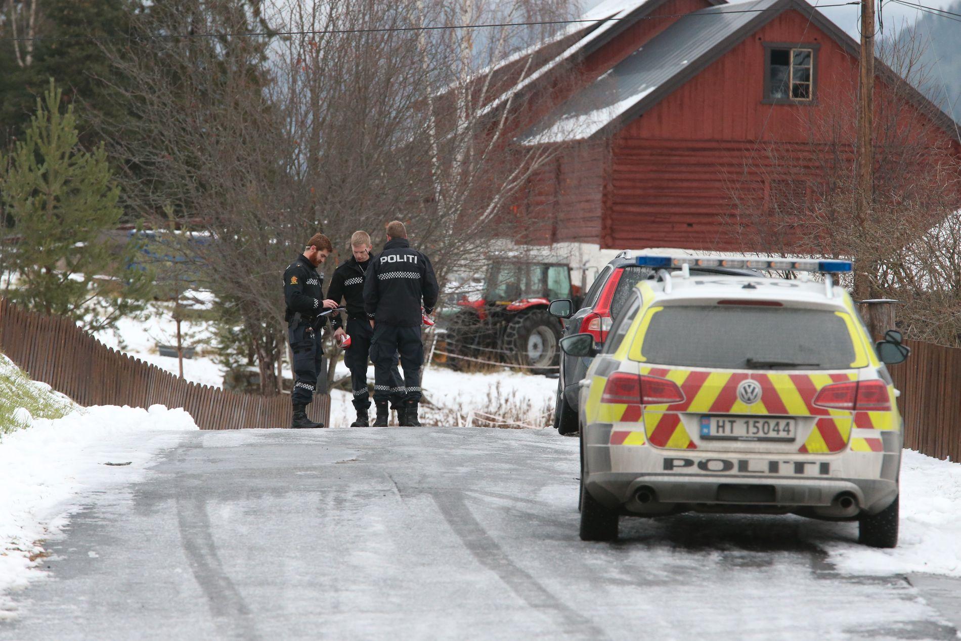 RYSTET LOKALSAMFUNNET: 16 år gamle Iris ble funnet drept i sitt eget nabolag på Vinstra i fjor høst. Drapet rystet det lille lokalsamfunnet.