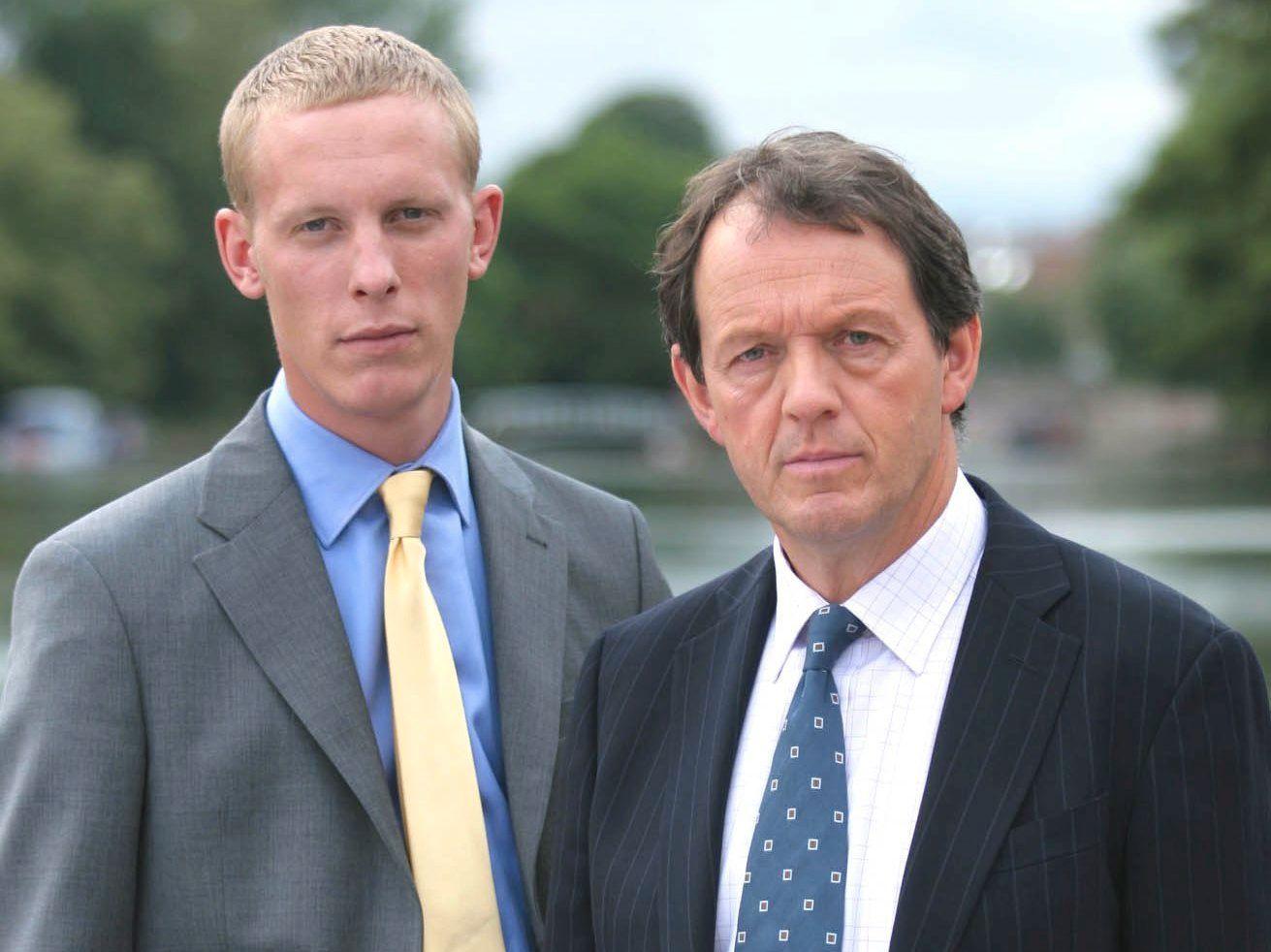 DRAMA TAPER: Drama – og særlig utenlandsk drama, her representert ved Inspektør Lewis (Kevin Whately, t.v.) og hans medhjelper Hathaway (Laurence Fox), taper stort når det gjelder seing via kringkastet TV.