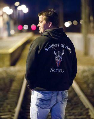 UTE: Ronny Alte er ikke lenger talsperson for Odins Soldater.