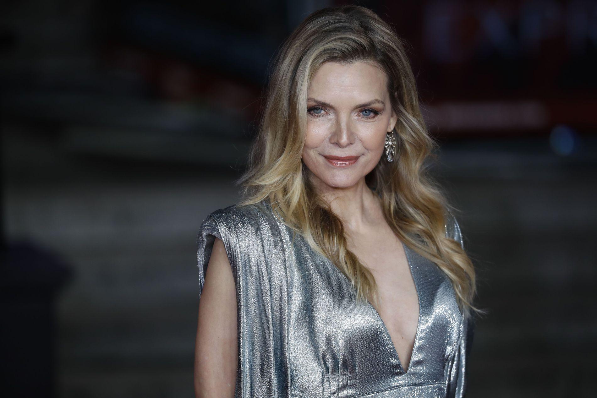 KLAR FOR NORSKREGISSERT FILM: Hollywood-diva Michelle Pfeiffer skal spille i «Maleficent 2».