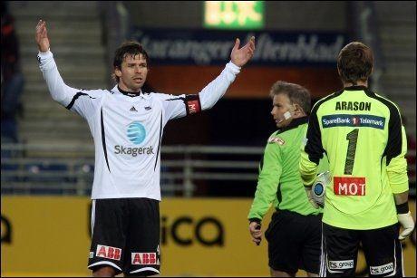 FOR NORGE: Morten Fevang. Foto: SCANPIX