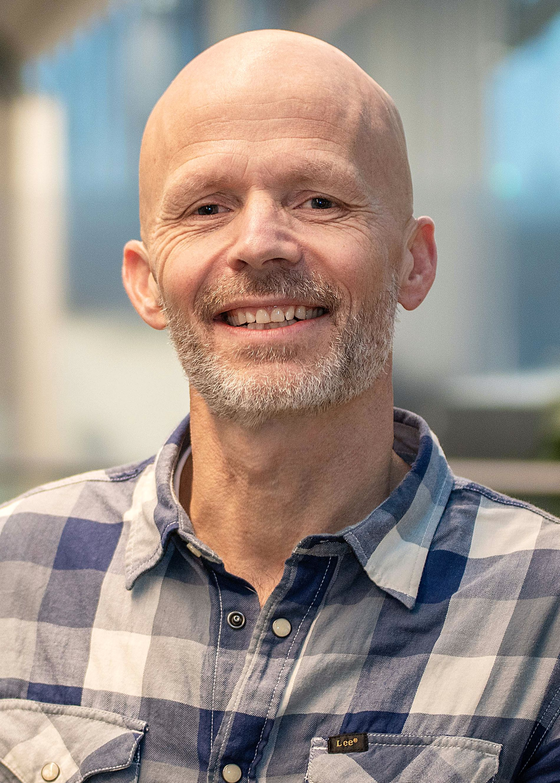 Joachim Eckbo Juell, produktdirektør i Geodata.