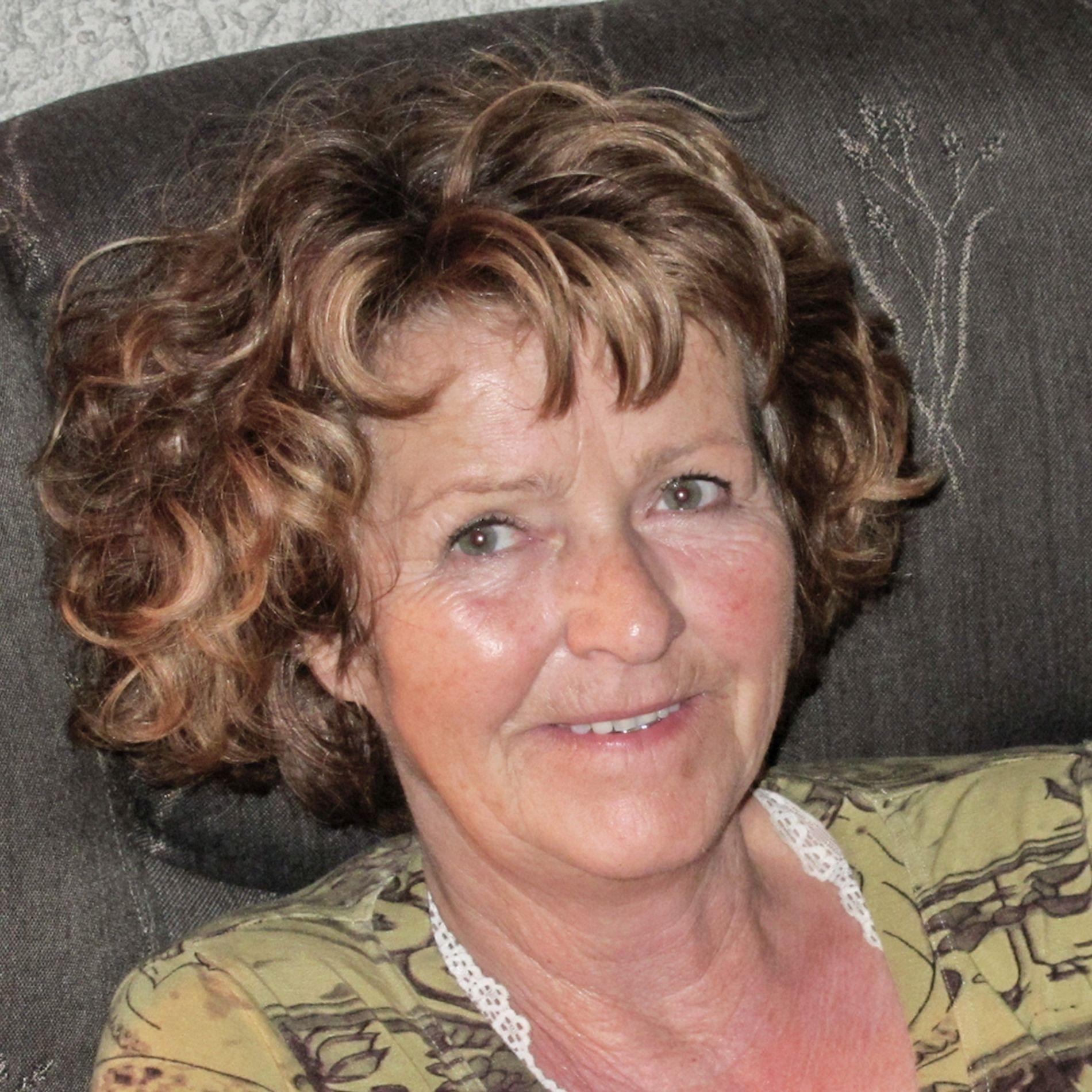 FORSVUNNET: 69 år gamle Anne-Elisabeth Hagen forsvant 31. oktober i fjor.