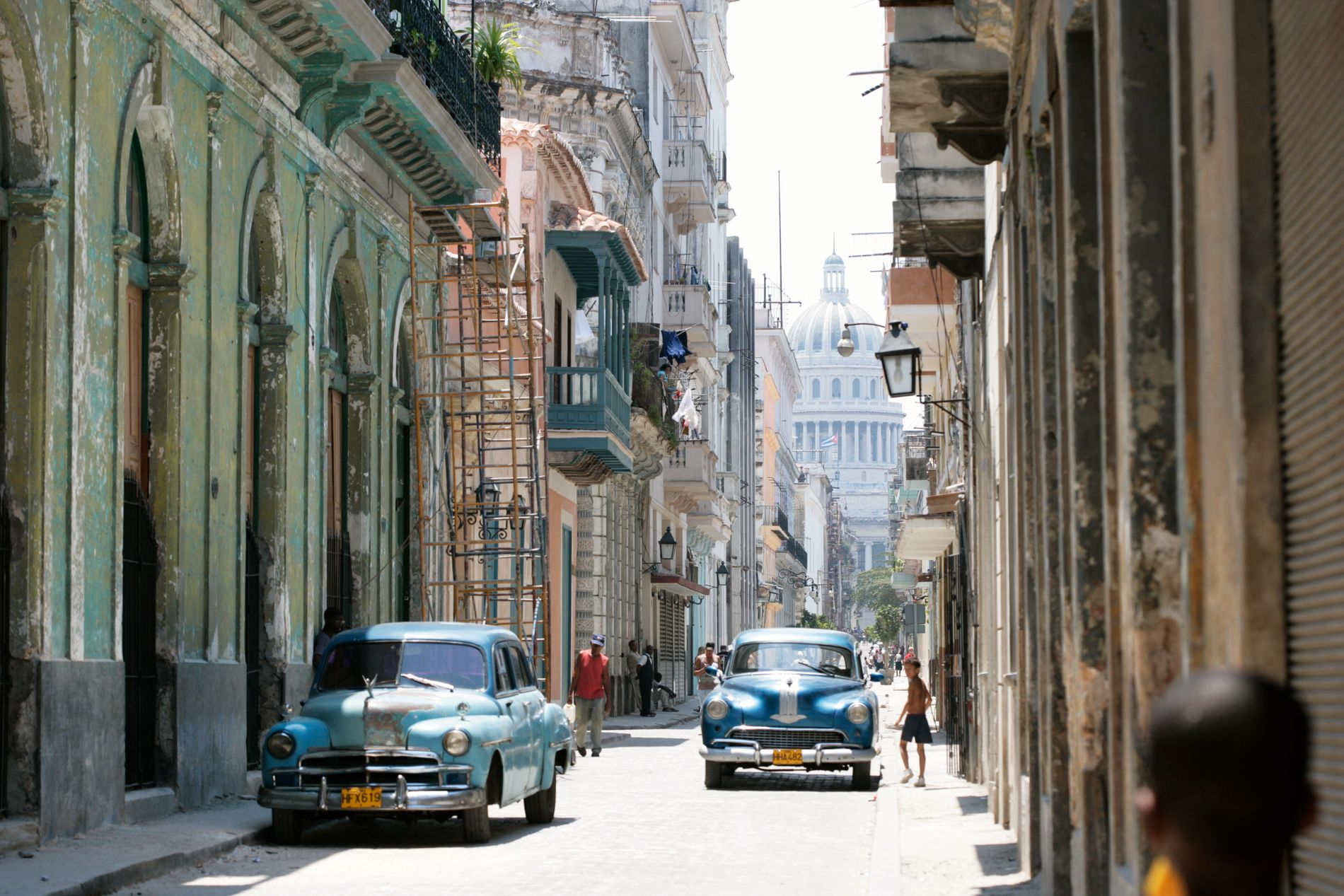 VALG: På Cuba er det ventet at man for første gang på 59 år vil få en president som ikke tilhører Castro-familien.
