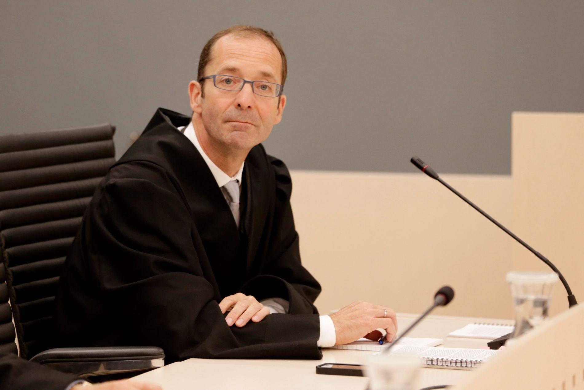 STATSADVOKAT: Carl Graff Hartmann har tatt ut tiltalen mot familiemedlemmene.