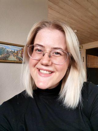 Julie Tetlimo er leder ved fadderutvalget ved Dragvoll NTNU.